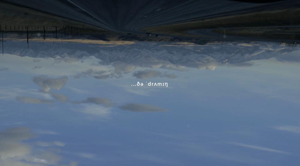 Sky Hopinka, *Jáaji Approx.,* 07:39, HD video, stereo, color, 2015.